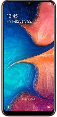 12 Top Selling Smartphones OnlineSamsung Galaxy A20