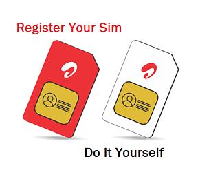 Register Your Airtel Sim