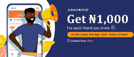 Jumia One Referral
