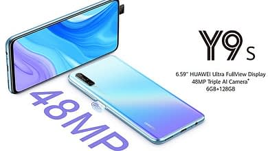 Photo of Huawei Y9s | 6+128GB | 48MP triple pop-up camera (It price)