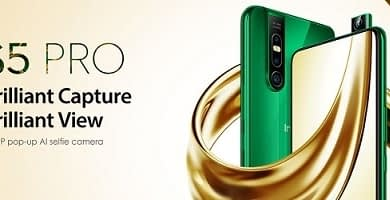 Photo of S5 Pro, Launched with 4 Lens Back Camera, 6+128GB, 40MP Pop-up