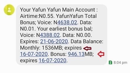 MTN Yafun Yafun
