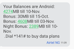 Airtel 7GB offer
