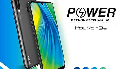 Photo of Tecno Pouvoir 3 plus, Spec. & price | 6000mAh battery, 5days