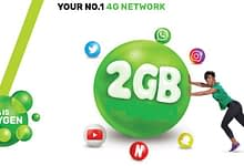 Photo of Glo Data Splash: How to activate Glo 1gb & 2gb data for N300