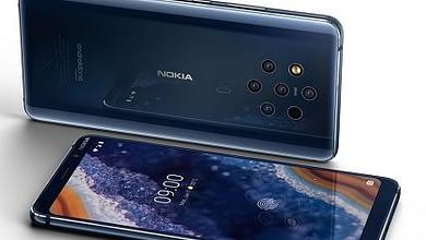 Photo of Nokia 9 Pure View | 6 camera | 6+128GB mem | 5.99″ screen