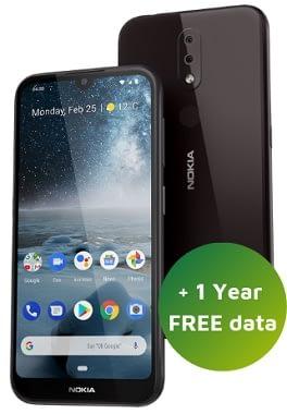 Data bonus on 9mobile with Nokia 4.1