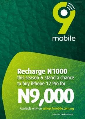Win iPhone 12 Pro