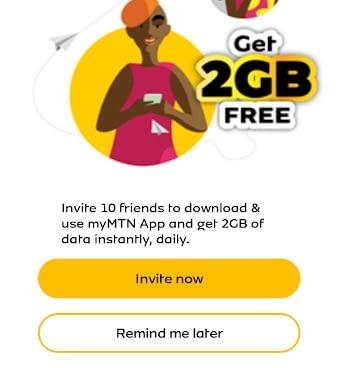 Free data bonus