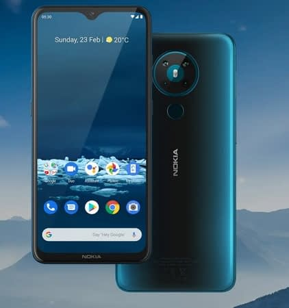 Nokia 5.2