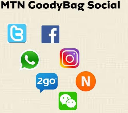 MTN Social Bundle MTN GoodyBag