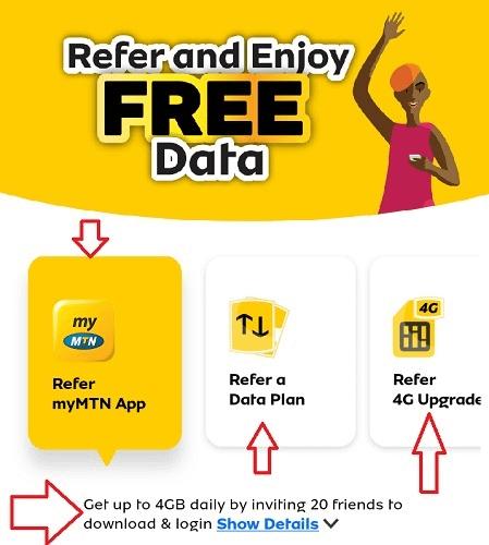 New Data Plan on MTN Night plan