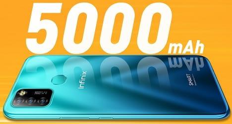 Best Infinix phone, Infinix smart 5