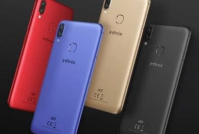 Top 10 Best Infinix Smartphones (Infinix Hot 6x)