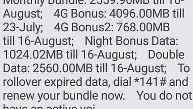 How to activate Glo free data for 6 month on Glo handset