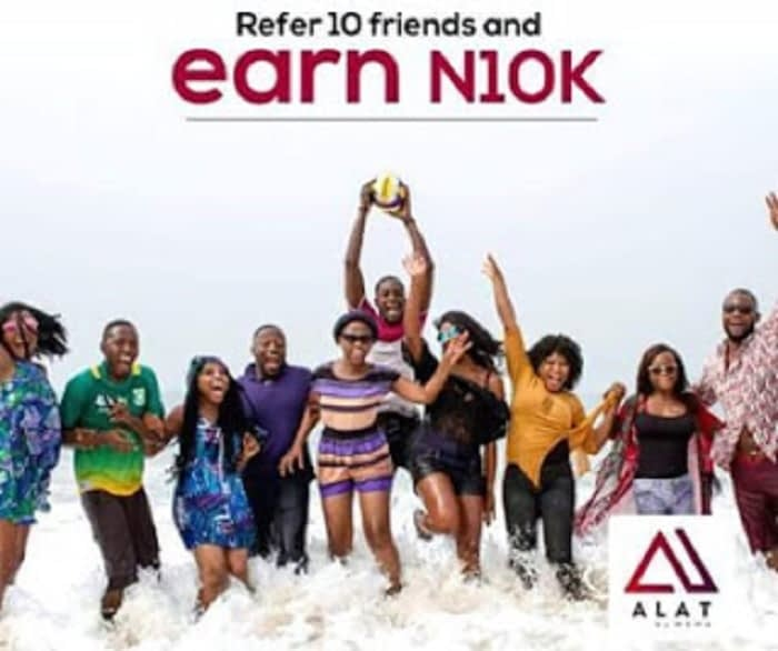 Get free N10,000 on Alat by Wema for using their App & more - Kinfoarena