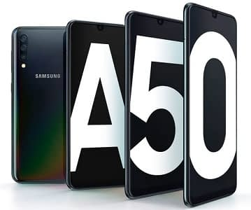 Samsung Galaxy A Series Phone